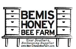 Bemis Honey Bee Farm Logo